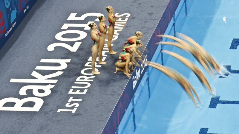 Europos žaidynės Baku 2015 m.