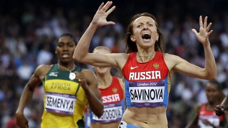 Lengvosios atletikos dopingo skandalas Rusijoje
